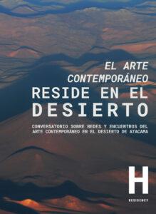 El Arte Contemporáneo Reside en el Desierto